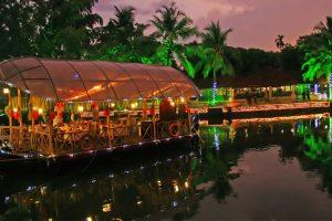 diwali boat house